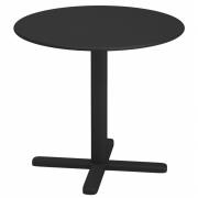 Emu - Darwin Folding Table round Ø 80 cm | Black