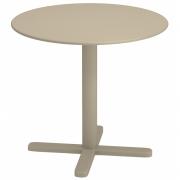 Emu - Darwin table pliante ronde Ø 80 cm   Tourterelle