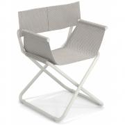 Emu - Snooze Director's Chair Ice / Matt White
