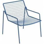 Emu - Rio R50 Relax Loungestuhl Blau