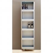 Jan Kurtz - Multi Tube L armoire pivotante Blanc
