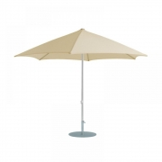 Jan Kurtz - Elba Parasol square 200 x 200 cm | Natural