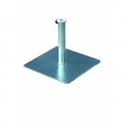 Jan Kurtz - Stand Parasol Stand Metal plate Square 43x43 cm