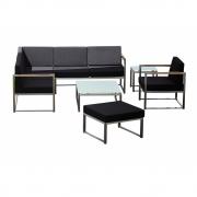 Jan Kurtz - Lux Lounge Modulsofa