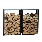 Jan Kurtz - Holzmichel stockage pour bois de chauffage