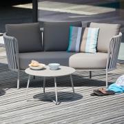 Jan Kurtz - Sunderland Rope Sofa 2-Sitzer