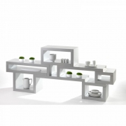 Jonas & Jonas - Play Board Shelf Platinum White