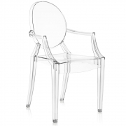 Kartell - Louis Ghost Stuhl