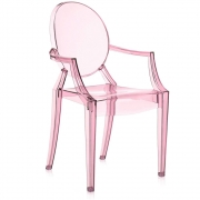 Kartell - Lou Lou Ghost Child's chair