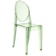 Kartell - Victoria Ghost Chaise vert