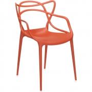 Kartell - Masters Chair Rust brown