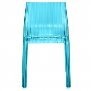 Kartell - Frilly Chair Turquoise