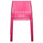Kartell - Frilly Chair Fuchsia