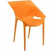 Kartell - Dr. Yes Chair Orange