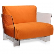 Kartell - Pop Outdoor Sessel