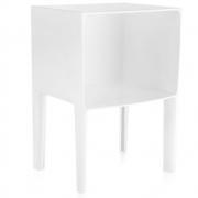 Kartell - Small Ghost Buster Nachttisch Weiß