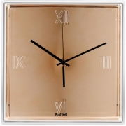 Kartell - Tic & Tac Wall clock Copper