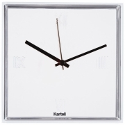 Kartell - Tic & Tac Wall clock White