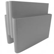 Kartell - News Rack Silver
