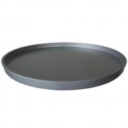 Kartell - Deckel für Componibili Ø 42 cm Silber
