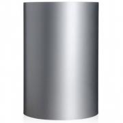 Kartell - Papierkorb Silber