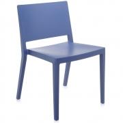 Kartell - Lizz Mat Cadeira Azul