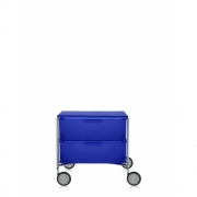 Kartell - Mobil Container with wheels