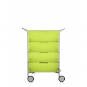 Kartell - Mobil Container with wheels and handle