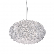 Kartell - Bloom S1 Suspension Cristal Clair