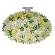 Kartell - Bloom C1 Ceiling Lamp Mint