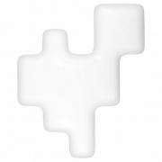 Kundalini - Pixel Wandleuchte