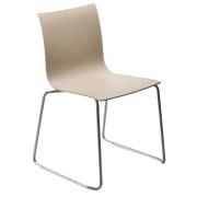 La Palma - Thin S21 Cadeira De Patins Carvalho Branqueado