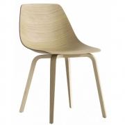 Chaise en bois Miunn S164 - La Palma