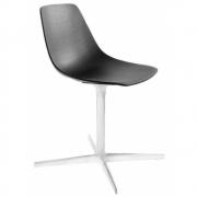 Chaise pivotante blanc Miunn S162 - La Palma