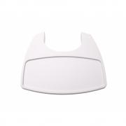 Leander - Tablett für Hochstuhl Weiß