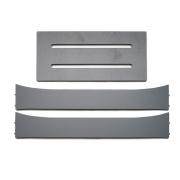 Leander - Junior Kit for Leander Baby Cot (Wooden Parts) Gray