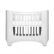 Leander - Baby Cot_ALT White   Without Mattress