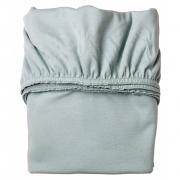 Leander - Draps pour Lit bébé (2 pcs.) Misty Blue