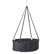 Leander - Cradle incl Mattress and Ceiling Hook