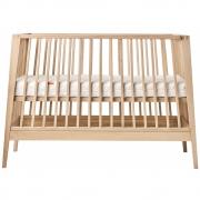 Leander - Linea Babybett Eiche | Comfort+7 BS