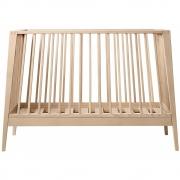 Leander - Linea™ Babybett Buche | Comfort+7