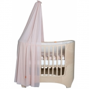 Leander - Himmel für Leander Classic™ Babybett Soft Pink