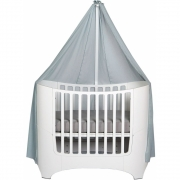 Leander - Himmel für Leander Classic™ Babybett Dusty blue
