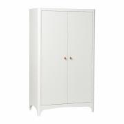 Leander - Classic™ Kleiderschrank Weiß