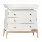 Leander - Changing unit for Luna Dresser White