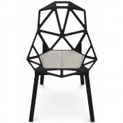 Magis - Cuscini Chair One Almofada De Assento Bege