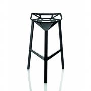 Magis - Stool One Barstool 77 cm | Black