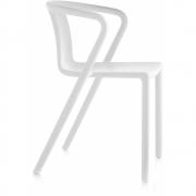 Magis - Air Armchair Stuhl Reinweiß