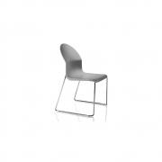 Magis - Aida Chair Cinza Claro