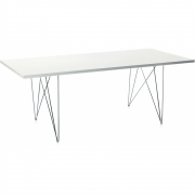 Magis - XZ3 Tisch rechteckig